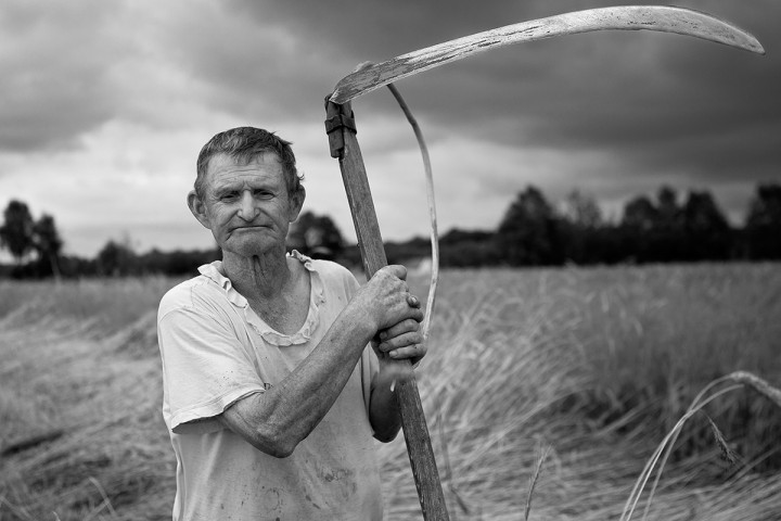 """""""The Last"""" Przemysława Kruka - historia wyjątkowego rolnika z Jury"""